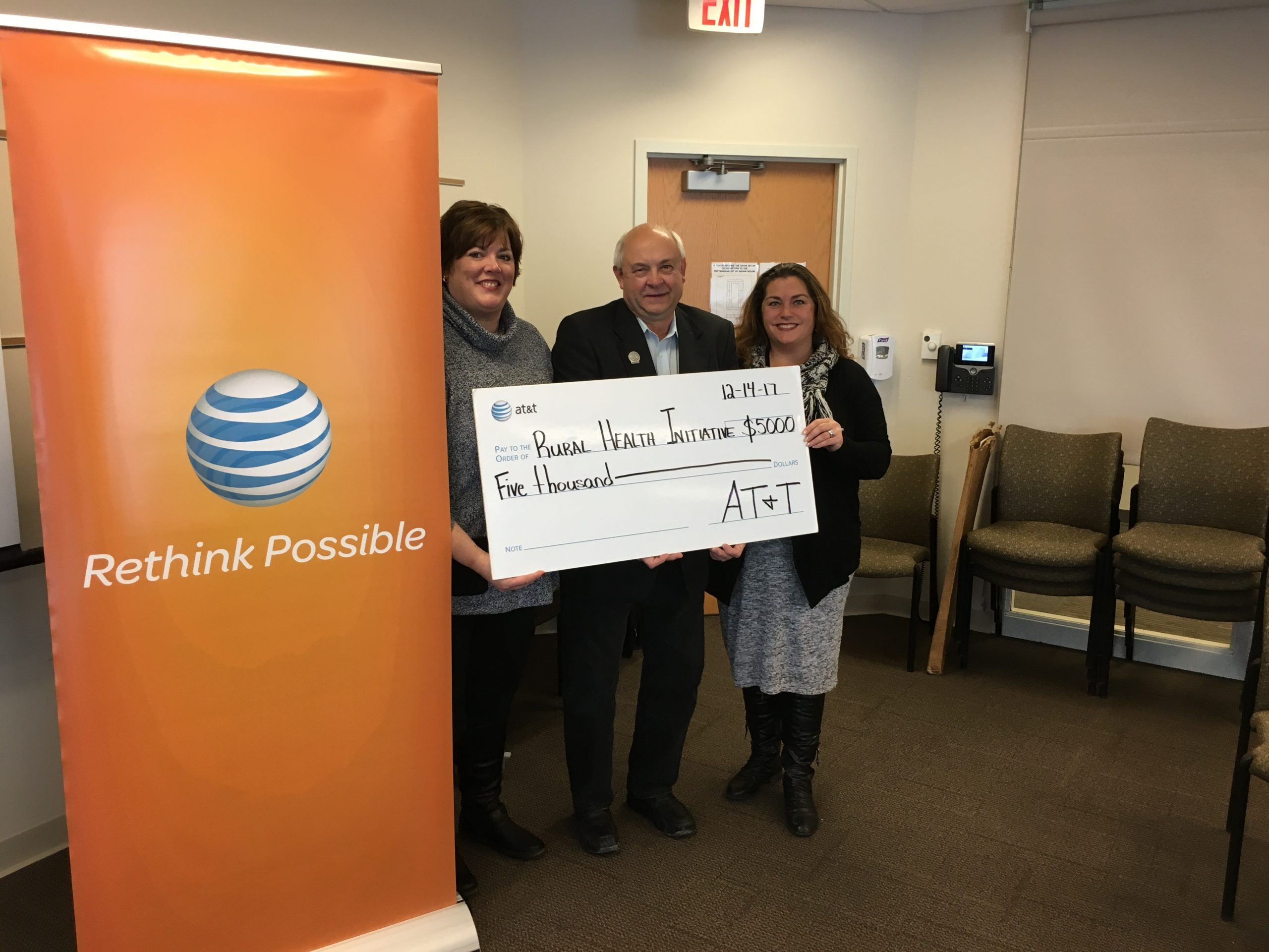 Rural Health Initiative gets $5,000 grant