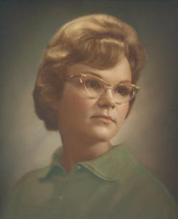 Gloria Mae Swanson