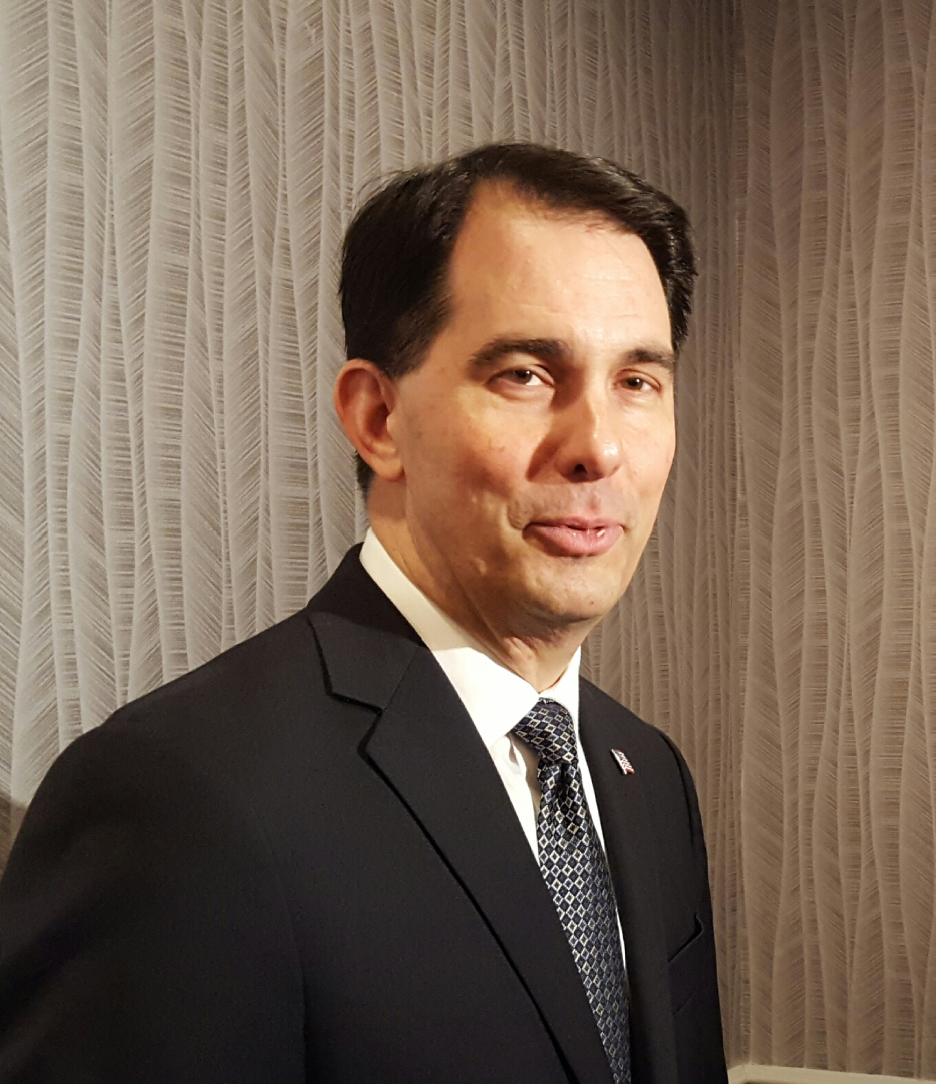 Governor Walker concerned about complacency