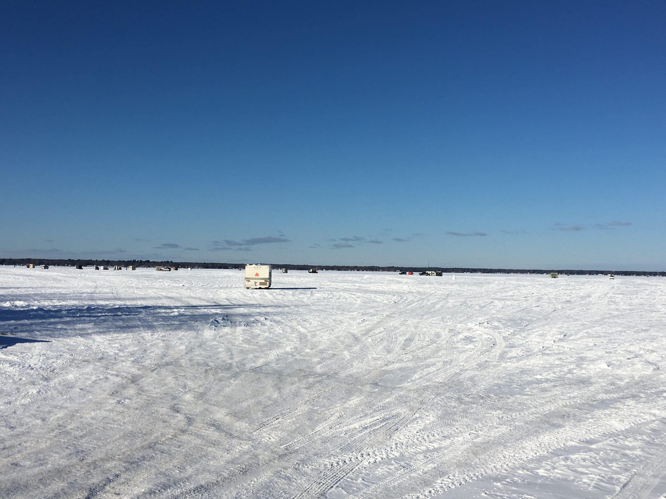 DNR: Shawano Lake 'pretty hot'