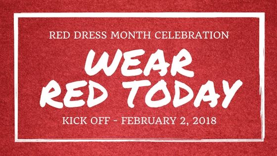 Wisconsin Gears Up for National Wear Red Day