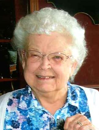 June Faye (Hitzke) Wege