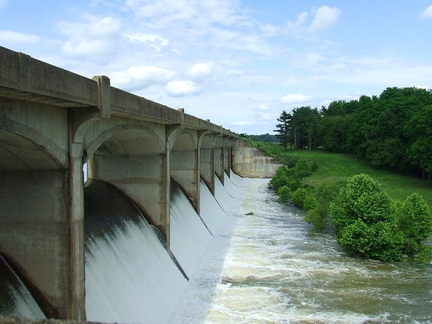 Clintonville Common Council Approves Bid for Dam Repair