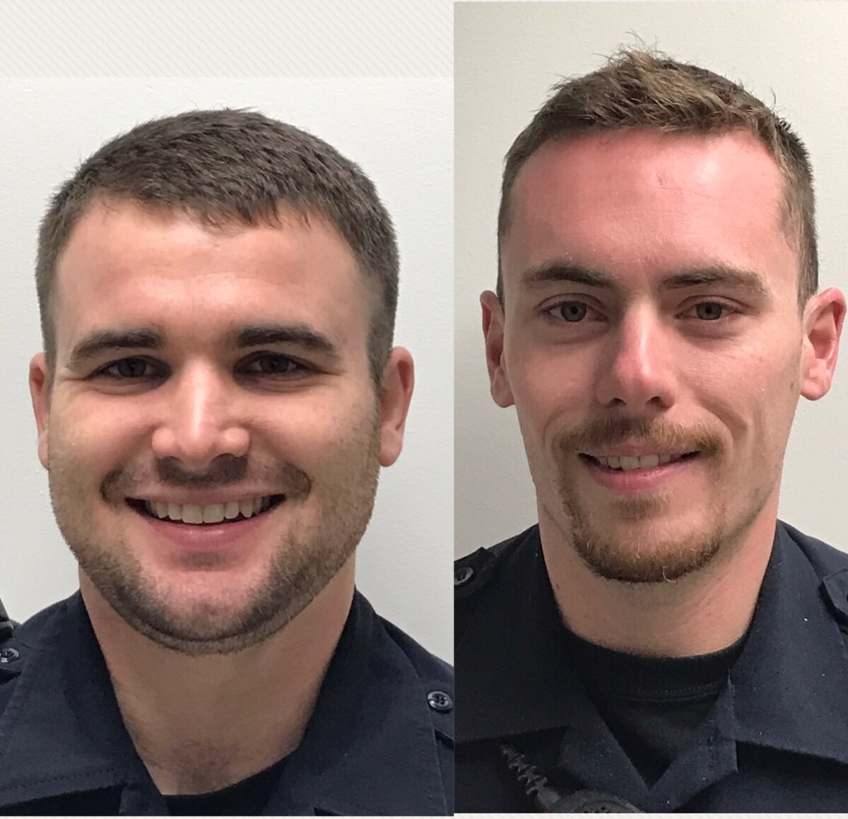 Shawano Police Department Welcomes Two new Officers
