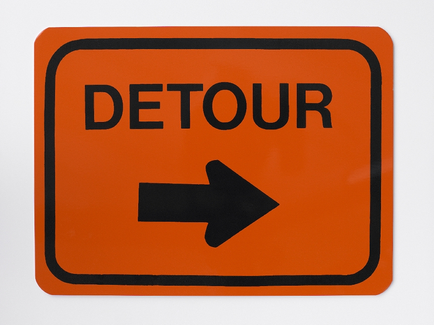 Construction on WIS 29/156 to Begin June 14th With Detours