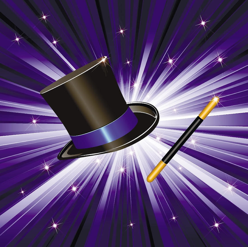 Magic Show at Sturm Memorial Library Tomorrow