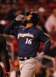 Cardinals earn split with the Brewers
