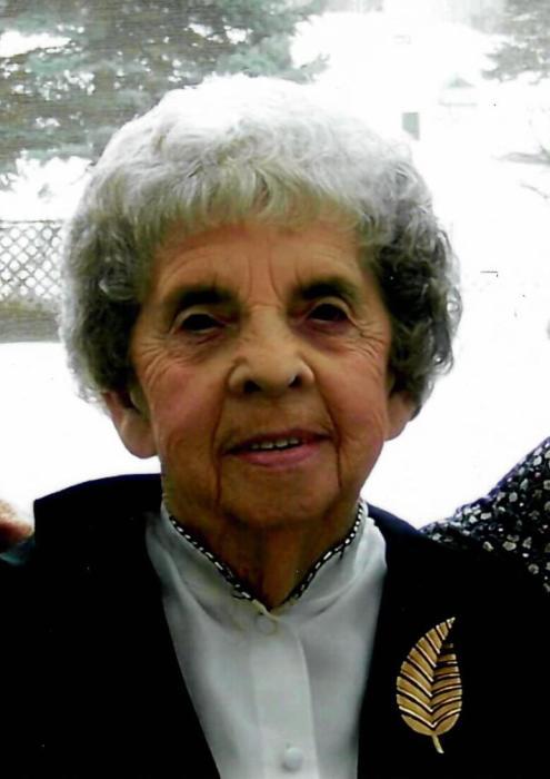 Helen A. Geiss