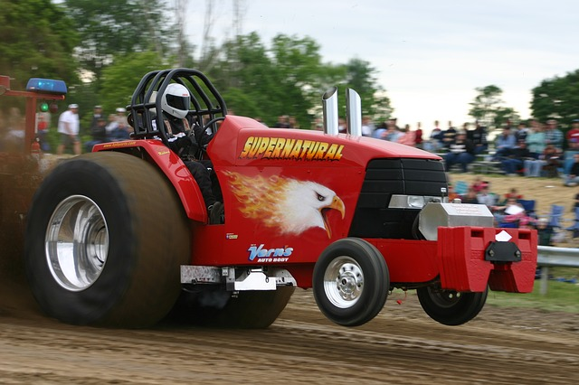 Truck and Tractor Pull Weekend Starts Today