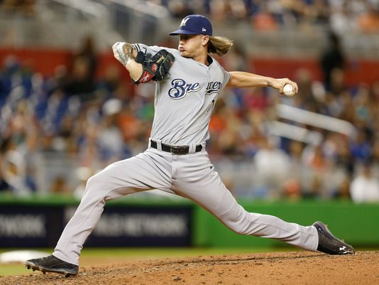 A.L. Wins All Star Game 8-6; Hader Hit Hard