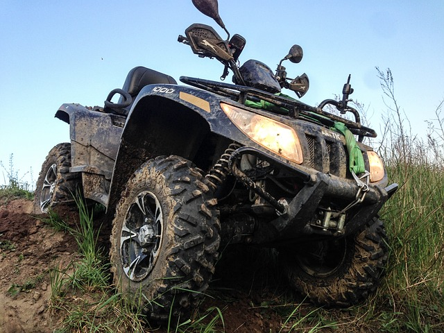 Summer Activity of ATV's and UTV's have requirements