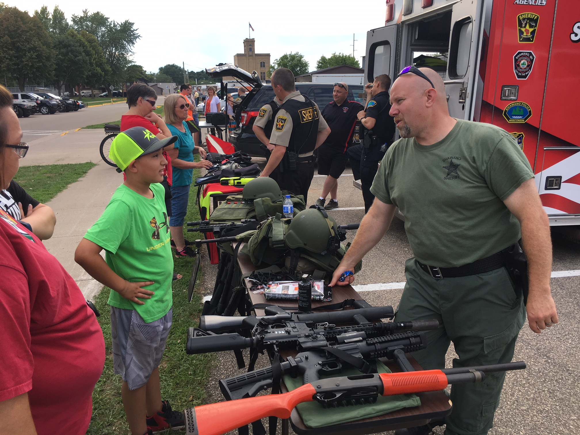 National Night Out a Success in Area