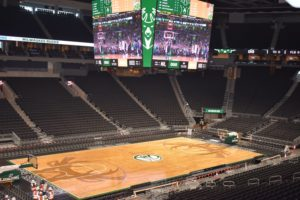 Bucks to host Bulls in first ever game at Fiserv Forum