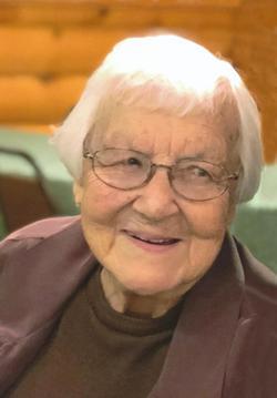 Margaret Pearl (Dillenberg) Luedtke