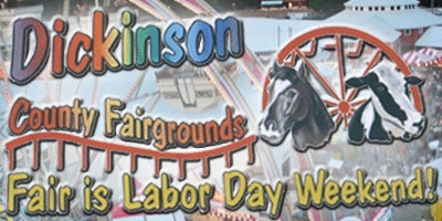 Canine Influenza Outbreak Effects Dickinson County Fair