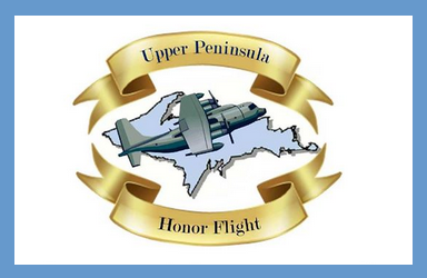 "U.P. Honor Flight ""Welcome Home Celebration"" Shuttle Bus"