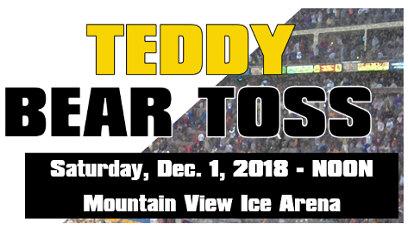 2nd Annual Bring-A-Bear Teddy Bear Toss