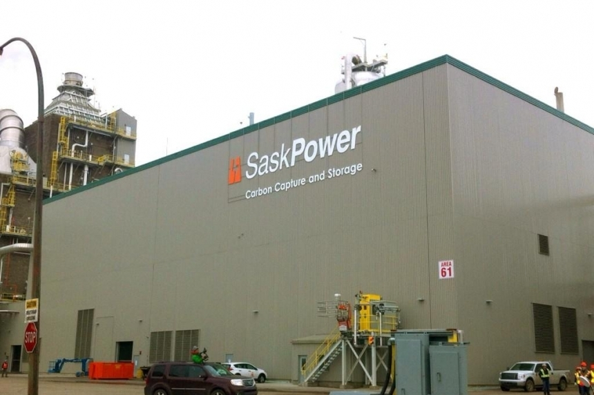 SaskPower unlikely to consider carbon capture in the future