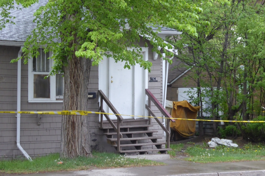 Man, 25, charged in Regina's second murder of 2017