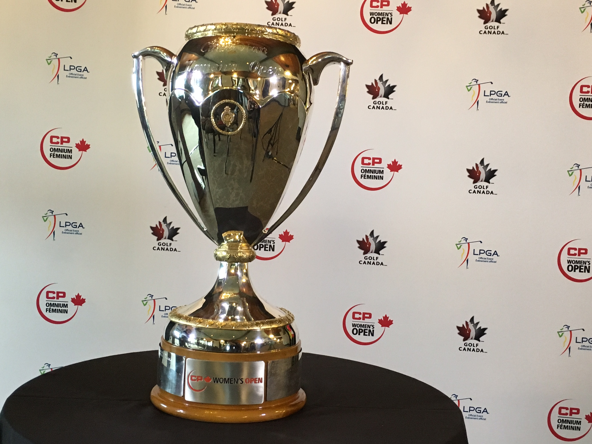 Regina to host 2018 LPGA Tour event
