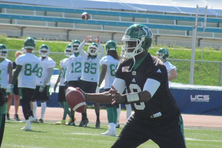 Vince Young says Riders comeback 'up in the air'