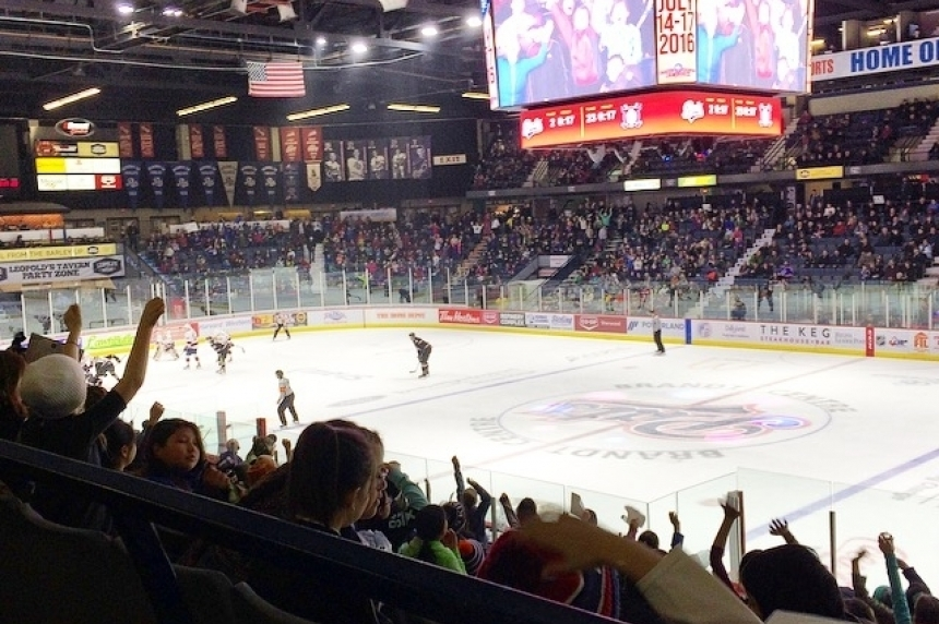 City asked to help fund Brandt Centre improvement