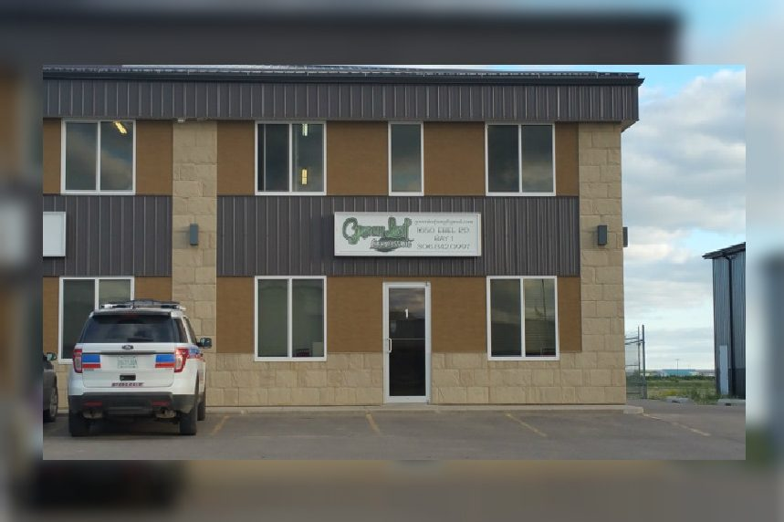 Man arrested after Weyburn marijuana dispensary searched