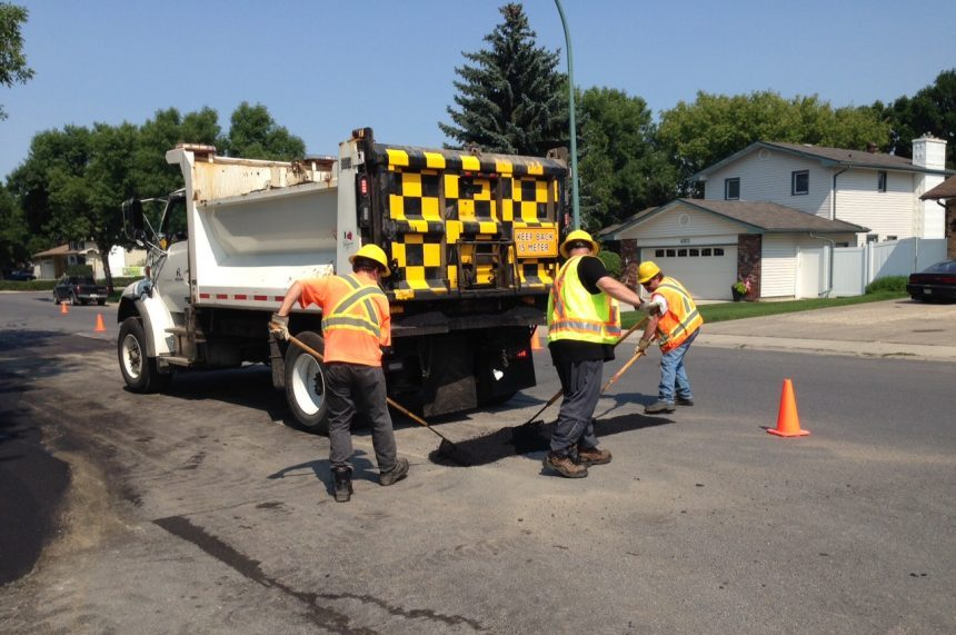 Construction impacts Regina drivers headed north, south