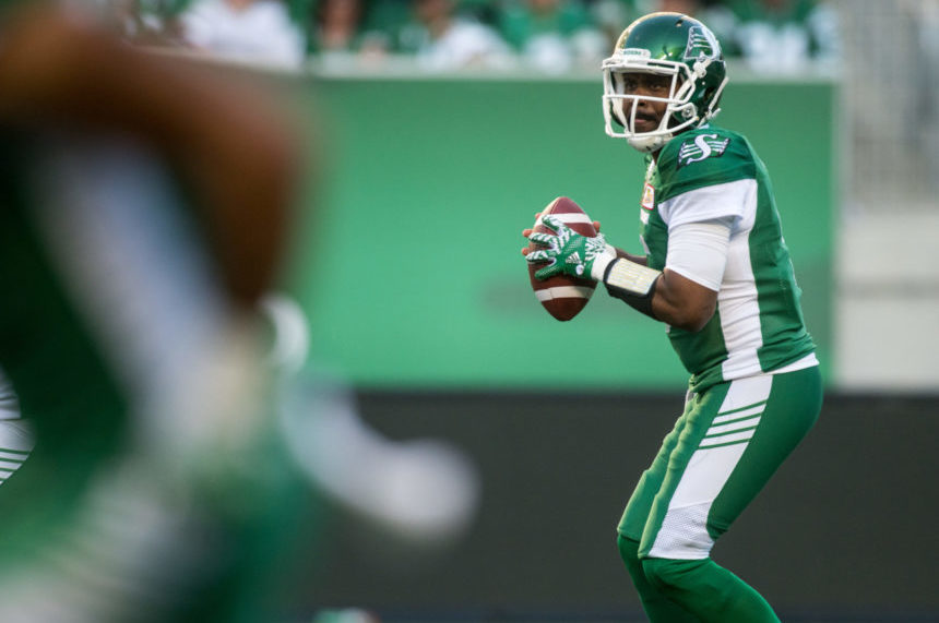 Glenn a game-time decision for Riders; Bridge ready to go