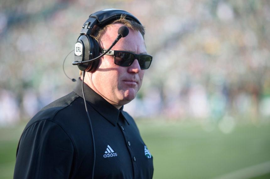 NFL teams vetting Riders' Chris Jones for coaching jobs