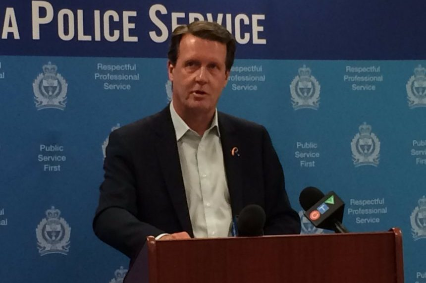 'A bad year:' Regina mayor on crime stats