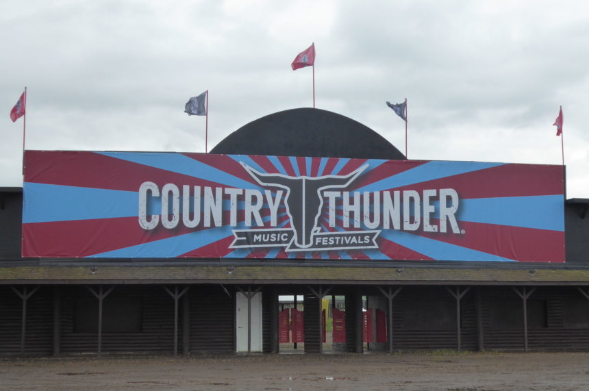 Country Thunder ready and prepared for extreme heat