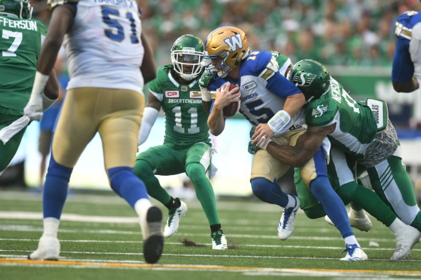 CFL sees decline in sacks since 2013