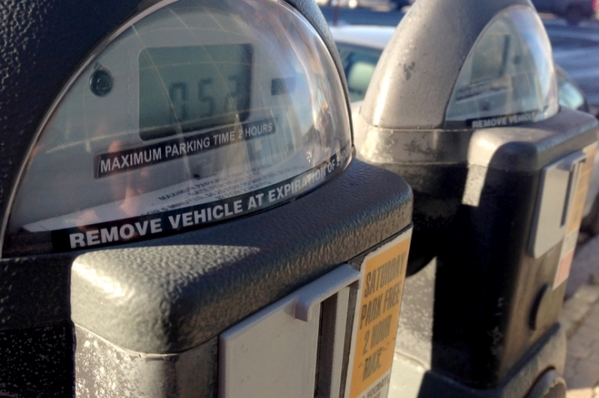 City of Regina continues to target unpaid parking tickets