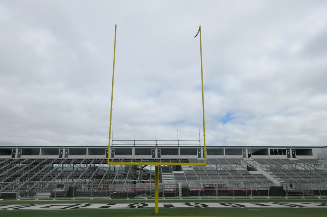 Toilets, tables, turf on sale as Taylor Field auction begins