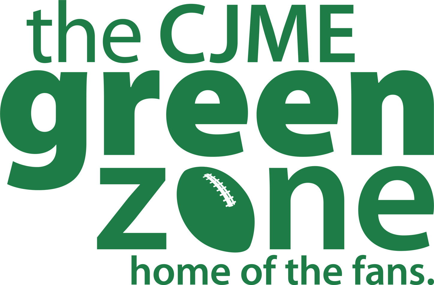 Green Zone Pre & Post Game Show at the Lancaster