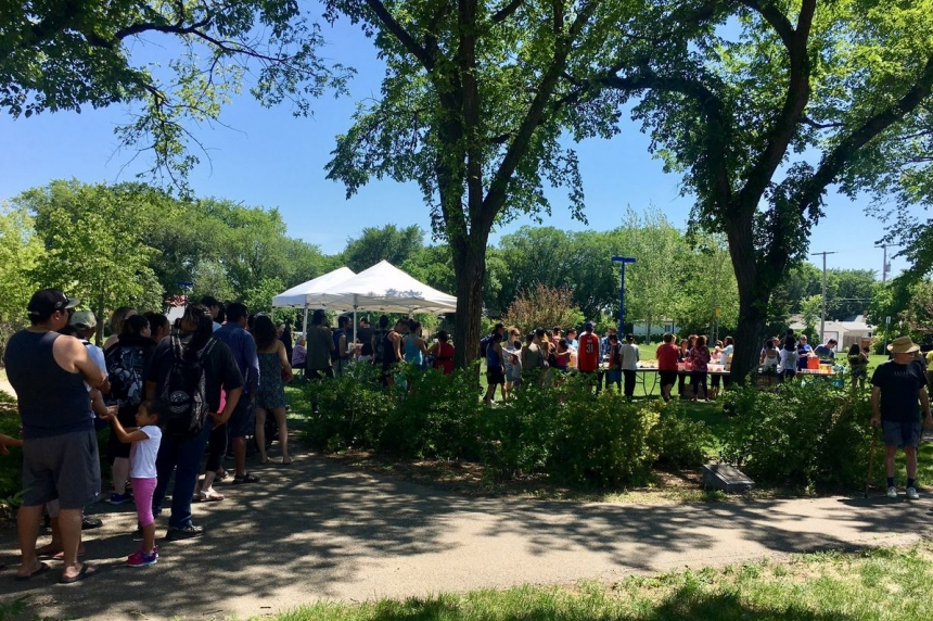 13th annual Tamra Keepness barbeque raises hope