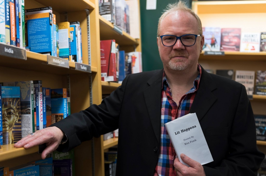 'There was no real fakeness to him' Sask. literary community mourns loss of local author