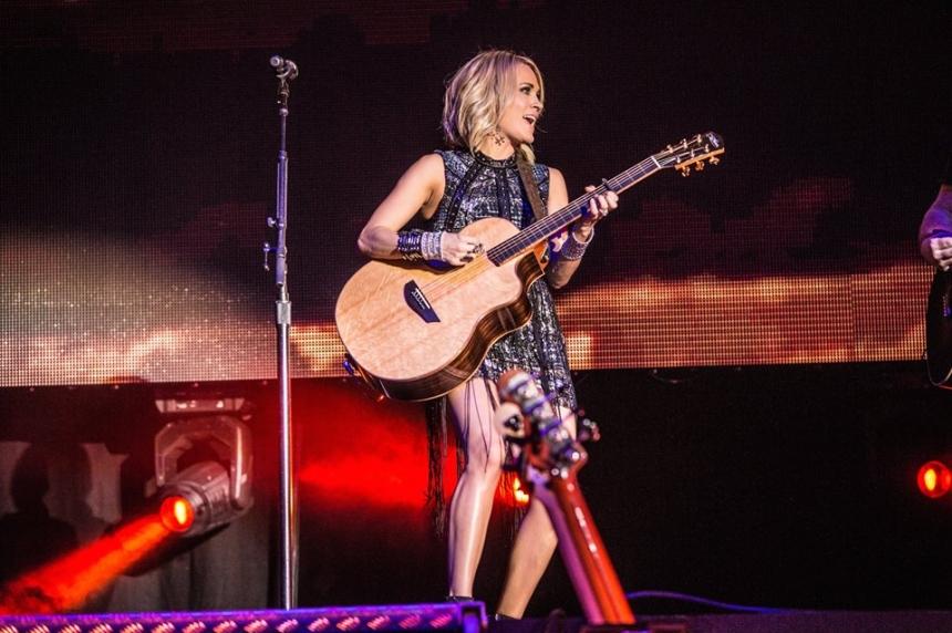 Carrie Underwood bringing Storyteller tour to Saskatoon
