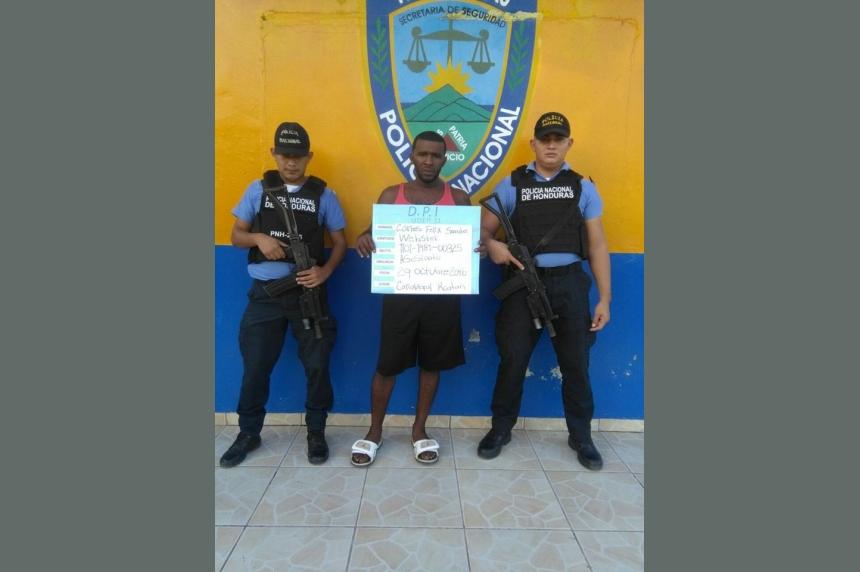 Honduran police make arrest in 2009 slaying of Martensville man