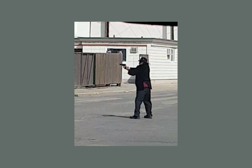 Man arrested following standoff in Moose Jaw