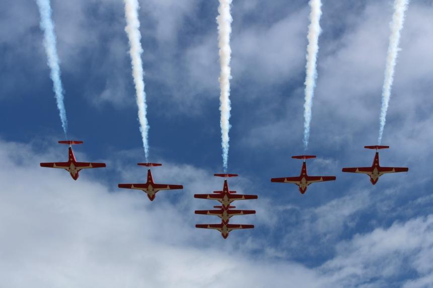 British air show tragedy hits home for Saskatchewan air show organizer