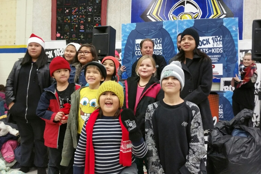 Coats-for-Kids delivers winter warmth for Saskatoon children in need