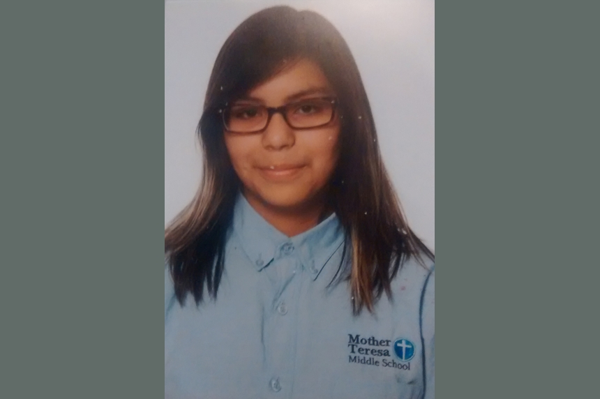 Police looking for a missing 12-year-old