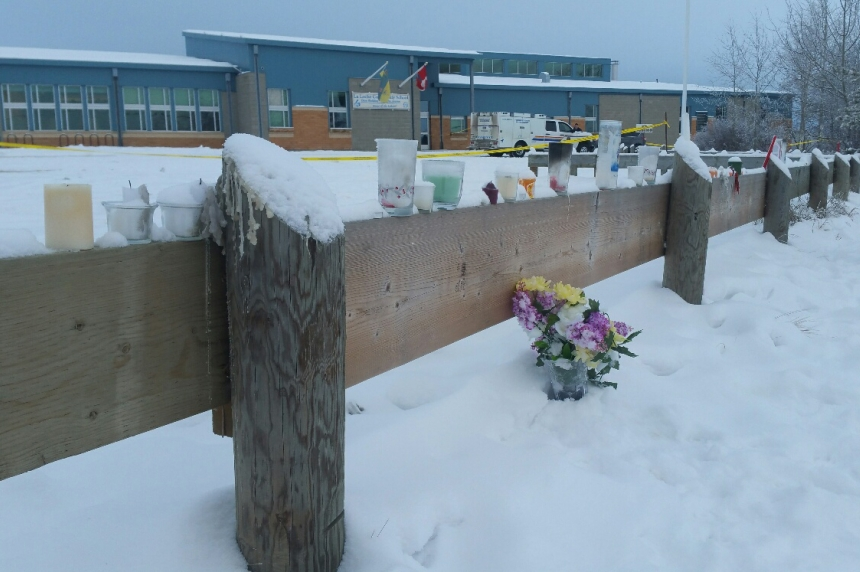 La Loche high school could resume classes Feb. 22 at the earliest
