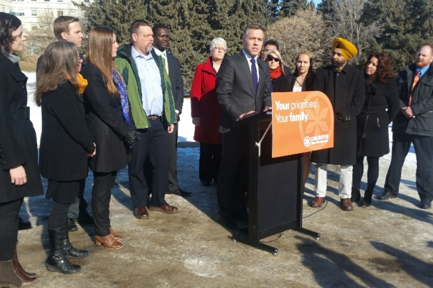 NDP promises more beds at Saskatoon's City Hospital