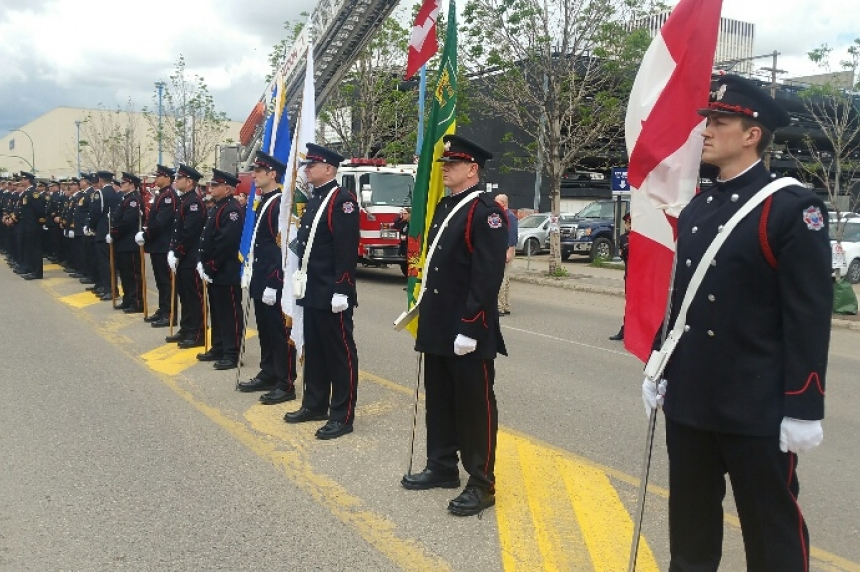 Saskatoon remembers two fallen heroes