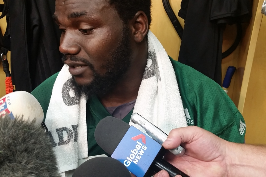 Riders sign controversial defensive lineman Khalif Mitchell