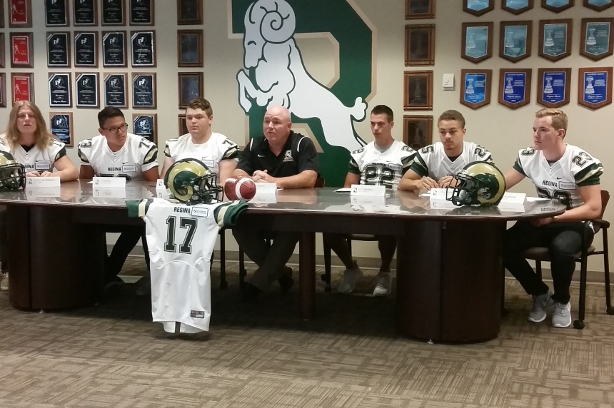 U of R Rams sign 6 players for 2017 team