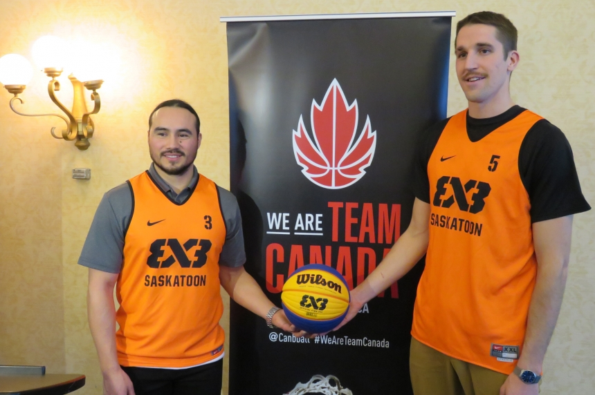 Saskatoon to host 3x3 basketball world tour for next 3 years